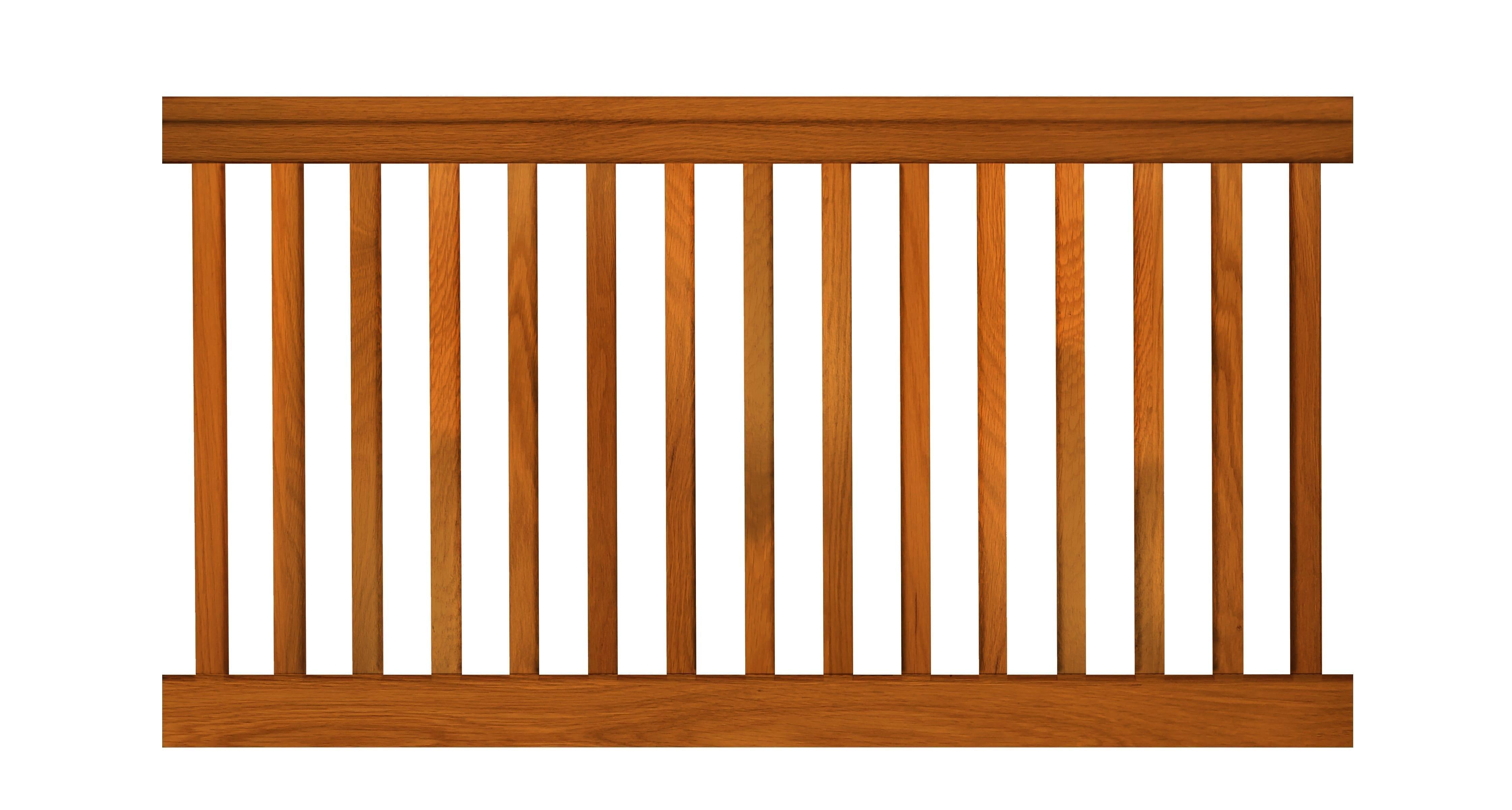 edge balustrade kit 1830mm oak